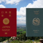 ネパール人のビザ要件は最弱なのか?日本のパスポートと比較してみた