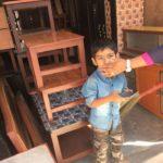 ネパール・カトマンズで家具を買うなら、まずは「サマクシ(Samakhusi)」に行ってみよう