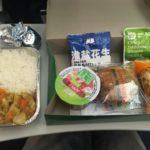 中国東方航空 ネパールから日本への機内食まとめ